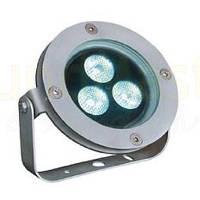 Подводный LED светильник Griven MICRO-DIVE W MK2  COLD WHITE SPOT