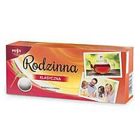 Чай черный Rodzinna klasyczna 80 пакетиков(Польша)