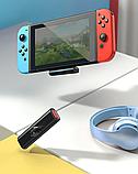 Беспроводной bluetooth V 5.0 аудио-адаптер Baseus для Nintendo Switch / Lite, фото 3