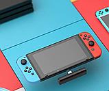 Беспроводной bluetooth V 5.0 аудио-адаптер Baseus для Nintendo Switch / Lite, фото 4