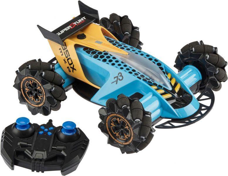Машинка для дрифта на радиоуправлении ZIPP Toys Light Drifter голубая
