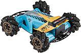 Машинка для дрифта на радиоуправлении ZIPP Toys Light Drifter голубая, фото 2