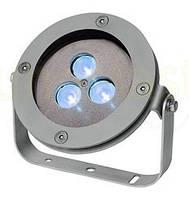 Подводный LED светильник Griven MICRO-DIVE W MK2  COLD WHITE WIDE
