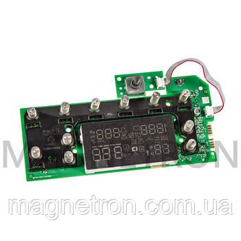 Модуль индикации для вертикальных стиральных машин Electrolux 4055475356