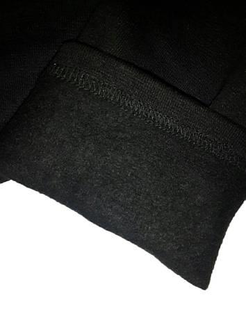 Гольф чорний рубчик, фото 2