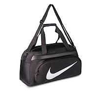 Сумка дорожная Nike черный цвет