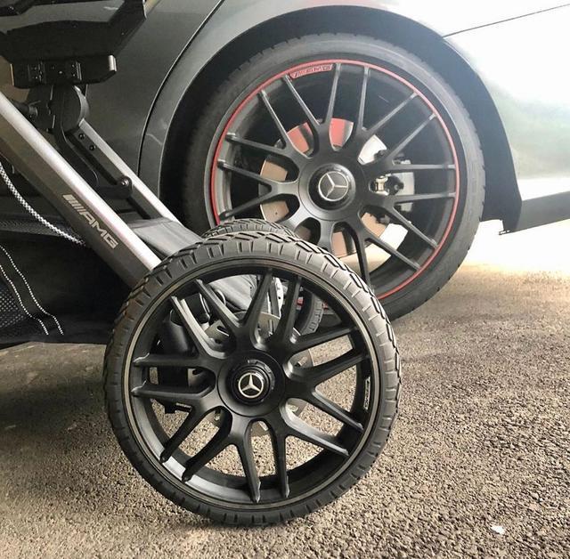Hartan Mercedes-Bens AMG GT