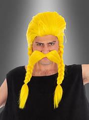 Микс бороды и парика Обеликса