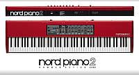 Цифровое пианино Nord Piano 2 HA88