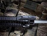 Оригинальный армейский Фонарь оружейный HSP INFORCE WML 400L, фото 2