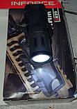 Оригинальный армейский Фонарь оружейный HSP INFORCE WML 400L, фото 8