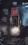 Оригинальный армейский Фонарь оружейный HSP INFORCE WML 400L, фото 10