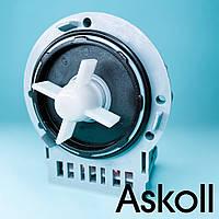 Насос (помпа) сливной ASKOLL M231 XP 40W для стиральных машин Indesit, LG, Samsung и др. Италия