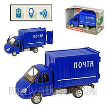 "Машинка Автопарк ""Почта"" Play Smart арт. 9077 D"