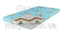 Матрац Children's Dream Кп 60х120 см Синий