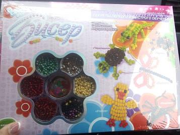 Набор бисера в коробке средний Danko Toys