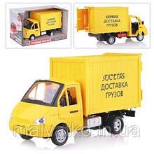 """Машинка Автопарк """"Доставка грузов Express"""" Play Smart арт. 9077 E"""