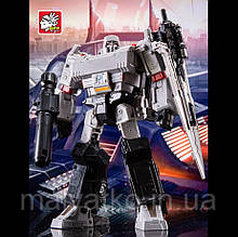 Робот-трансформер Мегатрон, Siege, BPF toy - Transformers, Megatron, Siege, KO