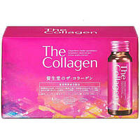 Shiseido The Collagen Коллаген питьевой (50 мл) 10 шт.