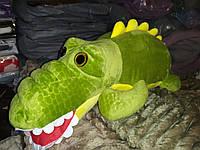 Дитяче покривало і іграшкою Крокодил