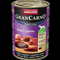 Animonda Gran Carno (Анимонда Гран Карно) для собак говядина и ягненок 800г