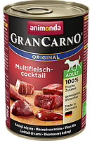 Animonda Gran Carno (Анимонда Гран Карно) для собак мультимясной коктейль 800г