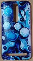 Чехол силиконовый для смартфона Asus ZenFone 2, б/у, фото 1