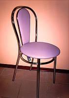 Стул для кухни, кафе FLORINO chrome EV-16 фиолетовый, фото 1