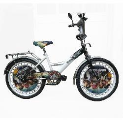 """Детский двухколесный велосипед Пираты """"20"""""""