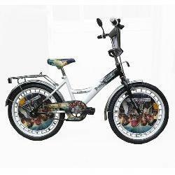 """Детский двухколесный велосипед Пираты """"20"""", фото 2"""