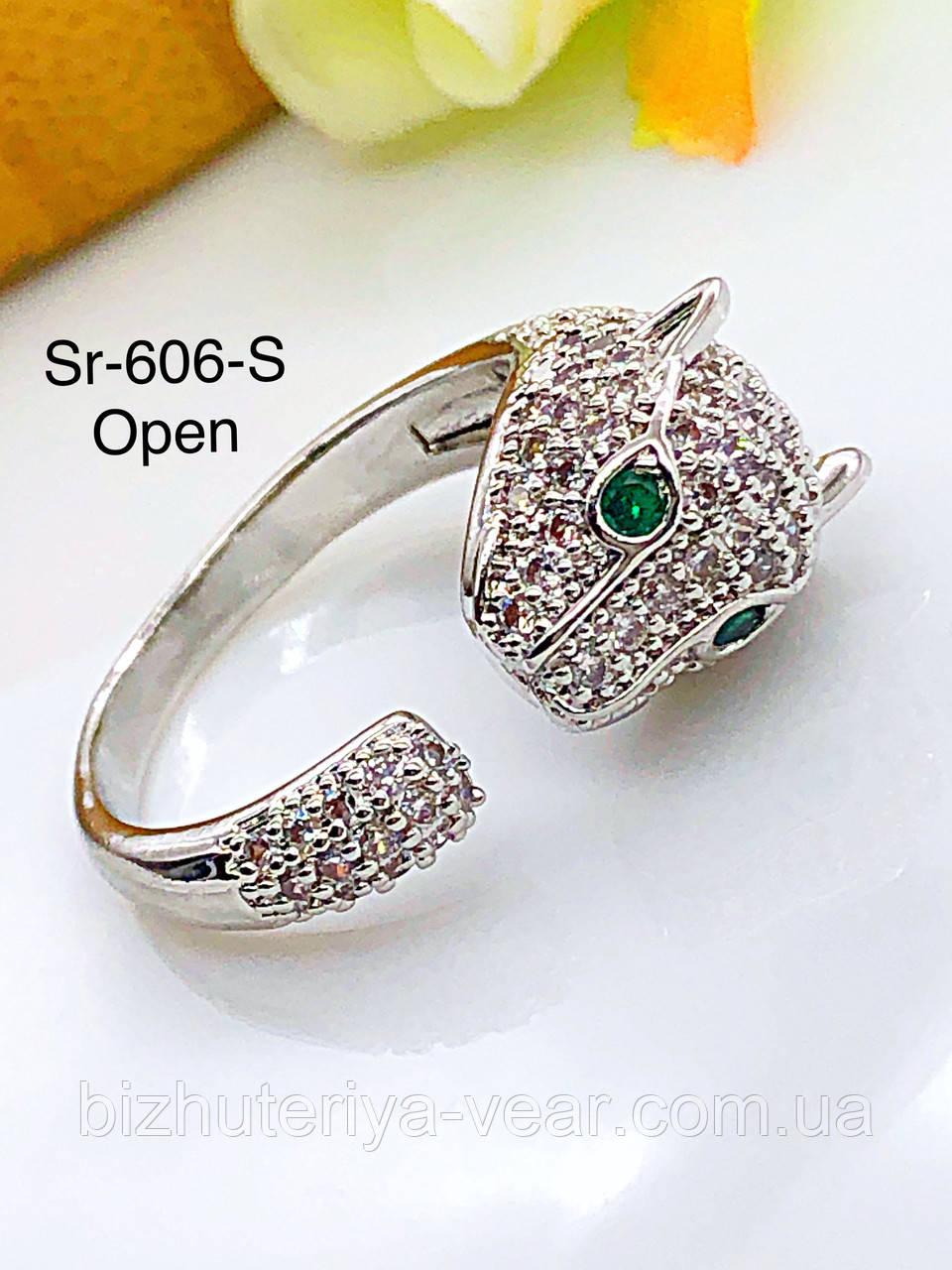 КОЛЬЦО STAINLEES STEEL Sr-606 open