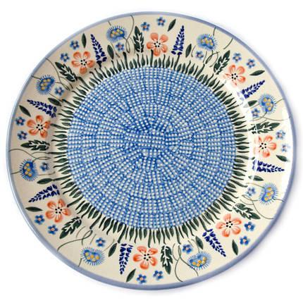 Керамическая Тарелка Ø25 Весна, фото 2