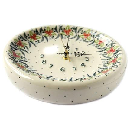 Часы настенные керамические 24 Cowberry, фото 2
