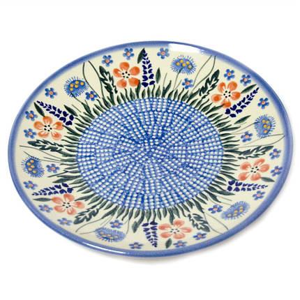 Тарелка десертная, закусочная керамическая Ø19 Весна, фото 2