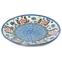 Тарелка десертная, закусочная керамическая Ø19 Весна, фото 3