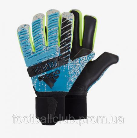 Перчатки adidas Predator Pro FS DY2598