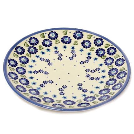 Тарелка десертная, закусочная керамическая Ø19 Blue Wind, фото 2