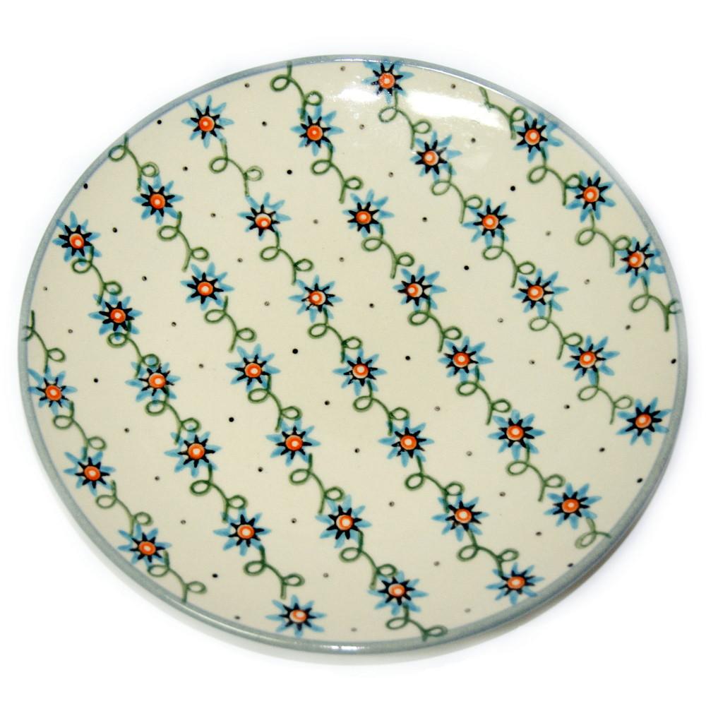 Тарелка десертная, закусочная керамическая Ø19 Infinity