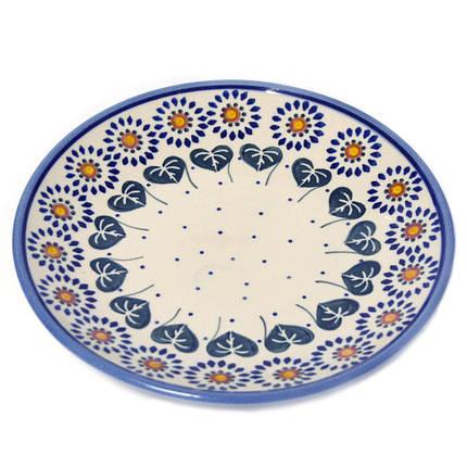 Тарелка десертная, закусочная керамическая Ø19 Asters, фото 2