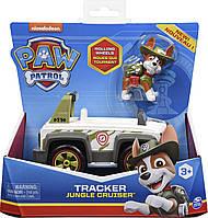 Щенячий патруль джип Трекера Джунгли Paw Patrol Jungle Cruiser Tracker s