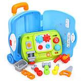 Игровой набор Hola Toys Чемоданчик с инструментами (3106), фото 5