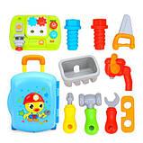 Игровой набор Hola Toys Чемоданчик с инструментами (3106), фото 6