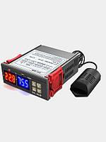 Регулятор температуры и влажности, термогигрометр STC-3028, 220 В
