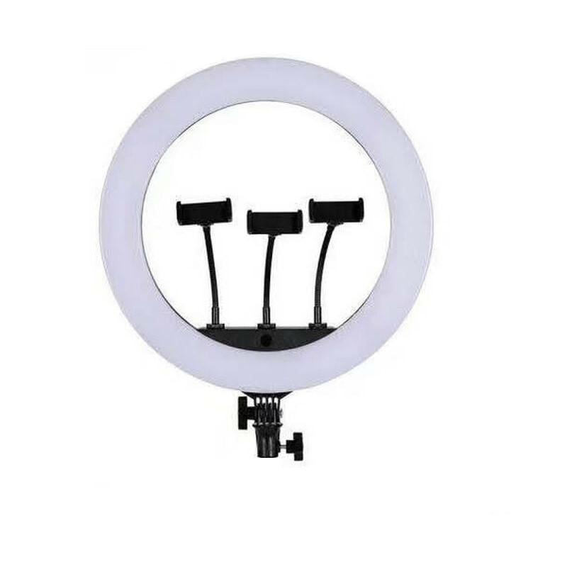 Кольцевой свет с пультом Visico HQ-18N (55W)
