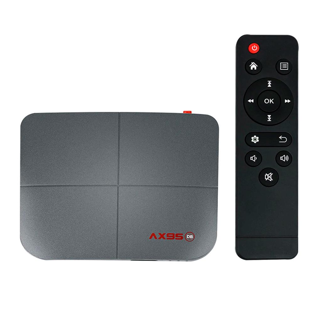 Смарт ТВ приставка VONTAR AX95 4/128Gb