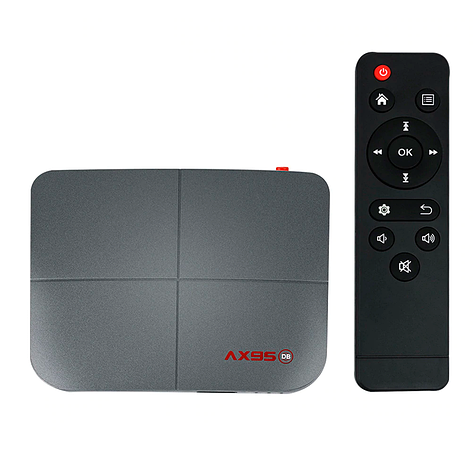 Смарт ТВ приставка VONTAR AX95 4/128Gb, фото 2