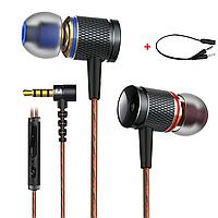 Проводные динамические стерео наушники игровая гарнитура с микрофоном Plextone Bass Head DX2 Black + аудио