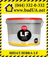 Шпатлевка тонкая Vivacolor LF, 10 л