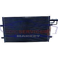 Радиатор кондиционера аналог для Ford Focus 2 c 04-11, C-Max 1 c 03-10
