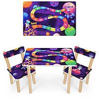 Детский столик 501-113(EN), со стульчиками, цвета